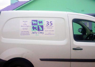 The Jolly Dog Spa 8